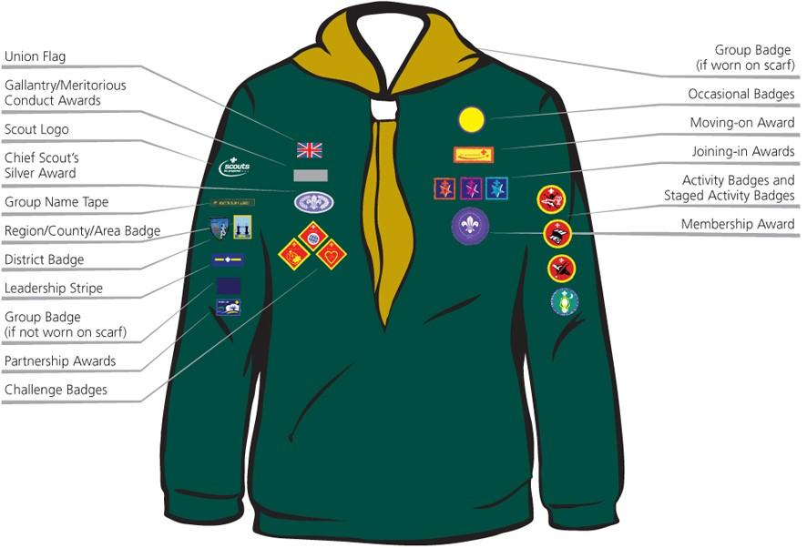 cub-uniform